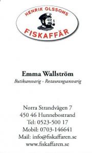 Henrik Olssons fiskaffär